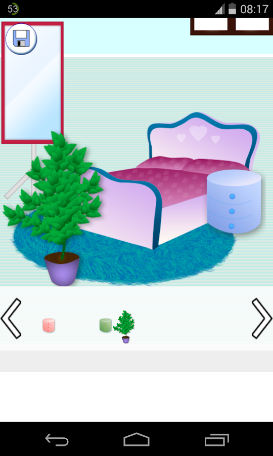design bedroom games lets you to create bedroom add bed dresser flower