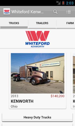 Whiteford Kenworth