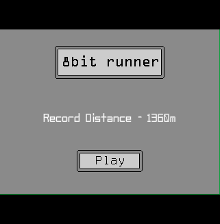 8bit runner 1.0 screenshots 1