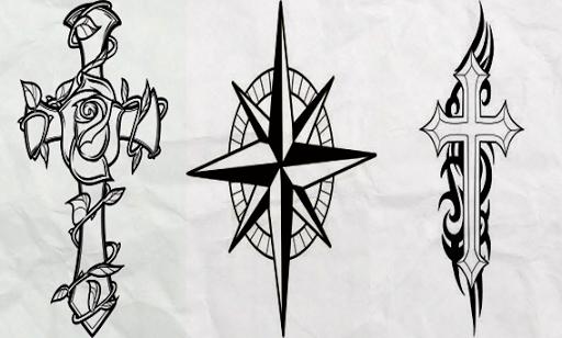 如何绘制纹身