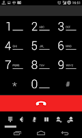 Screenshot of Holo White CM11 Theme