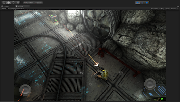 Screenshot of Unity Remote 4