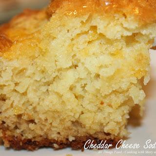Cheddar Cheese Soda Bread