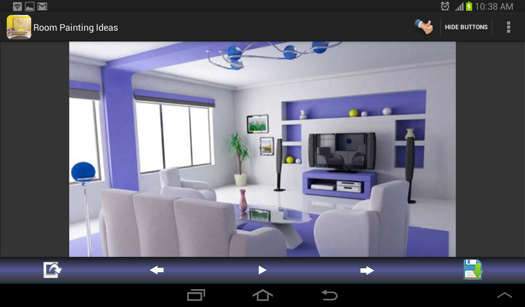 Room Painting Ideas Screenshot