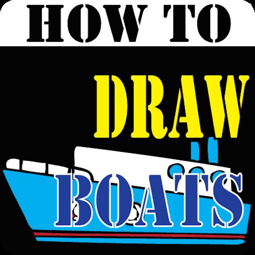 HowToDraw Boats 娛樂 App LOGO-APP試玩