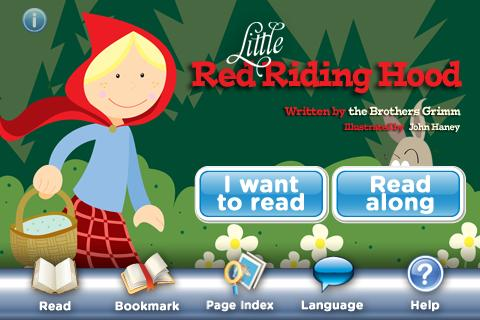 SChimes Little Red Riding Hood- screenshot
