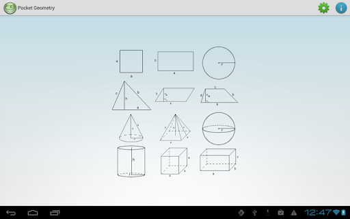 Pocket Geometry Free 2.5.1 screenshots 6