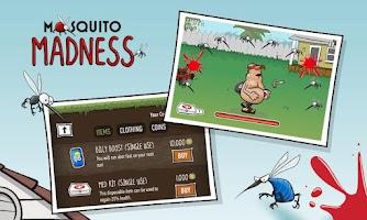 Screenshot of Mosquito Madness