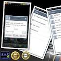 Windows 7 GO SMS Theme
