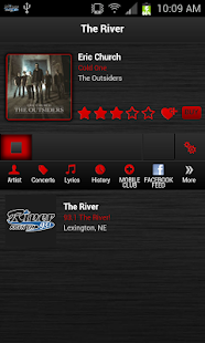 93.1 The River - screenshot thumbnail