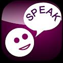Speak In to SPEAK lite icon