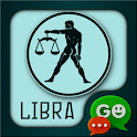 Libra Zodiac Theme for GO SMS