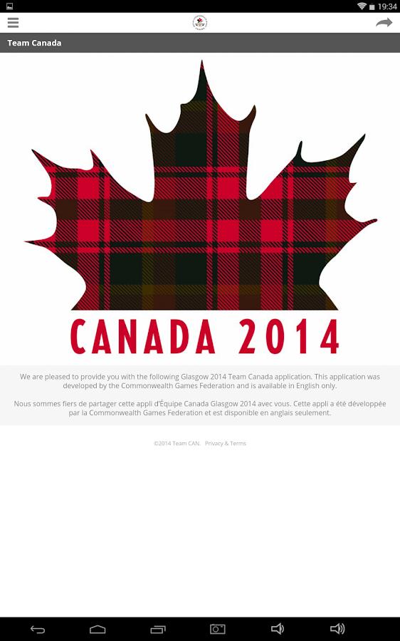 Team Canada - screenshot