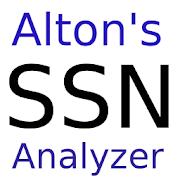 Alton's SSN Analyzer 1.0 Icon