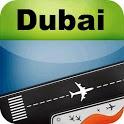 Dubai Airport (DXB) Flight Tracker icon