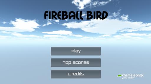 Fireball Bird