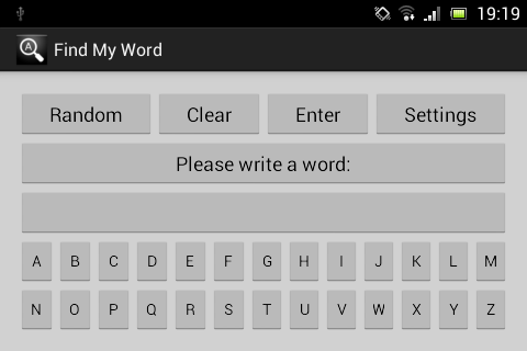Find My Word