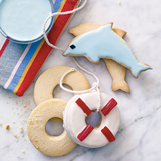 Coastal Cutout Cookies