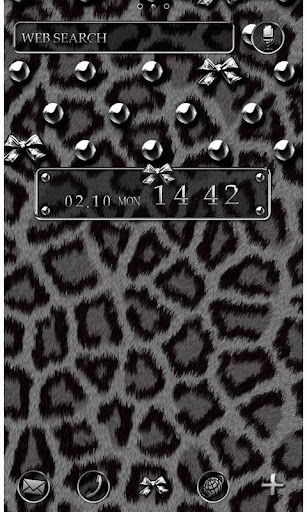 Cool Wallpaper Silver Leopard 1.0 Windows u7528 1