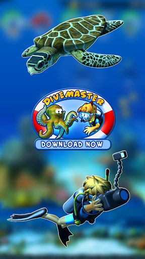 Divemaster - Scuba Diver Game