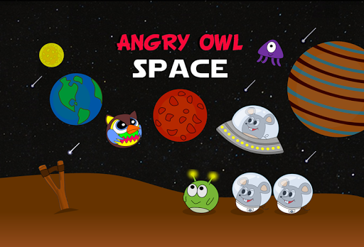 Angry Owl Space