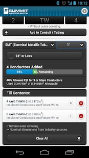 Conduit fill tracker android apps on google play conduit fill tracker screenshot thumbnail conduit fill tracker screenshot thumbnail greentooth Images
