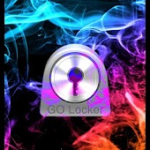 GO Locker Theme Color Smoke