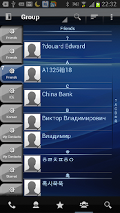 RocketDial Dialer&Contacts Pro- screenshot thumbnail