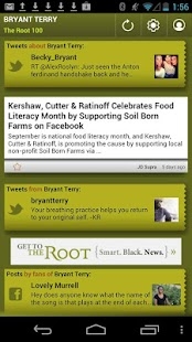 Bryant Terry: The Root 100 - screenshot thumbnail