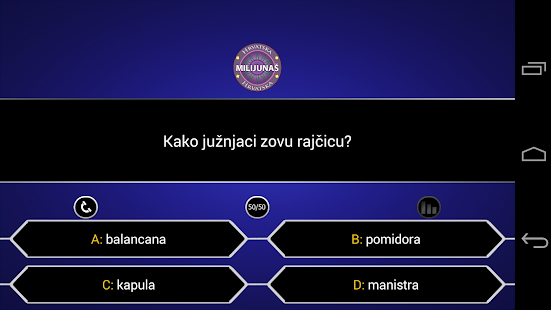 Milijunaš Hrvatska