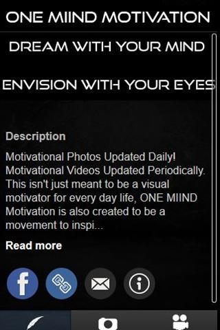 ONE MIIND Motivation