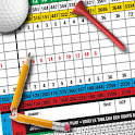 Golf ScoreCard Pro icon