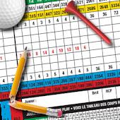 Golf ScoreCard Pro