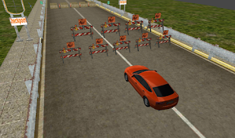 Screenshot of Smash Racer