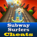 Subway Surfers Cool Cheats icon