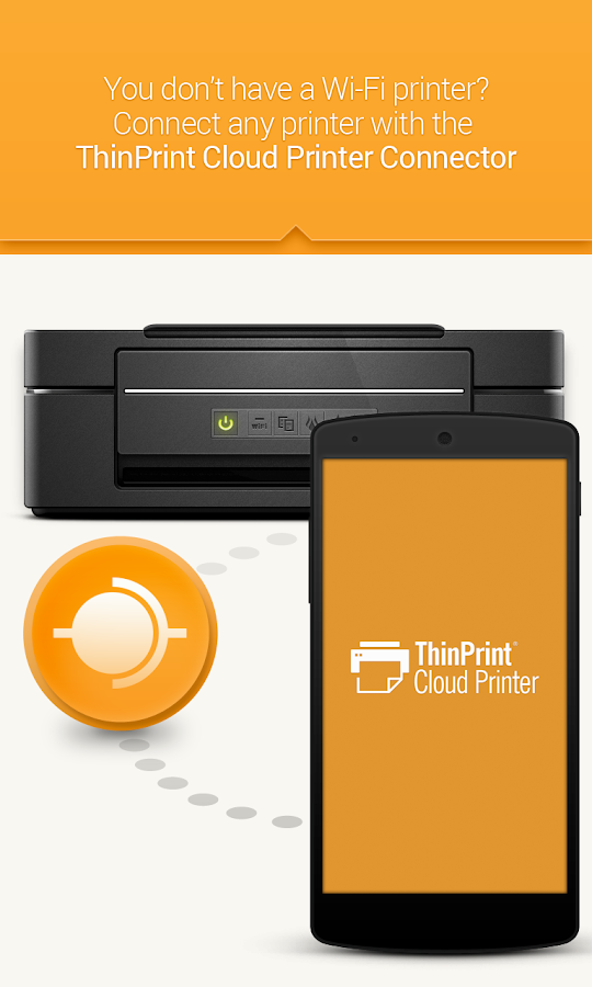 ThinPrint Cloud Printer- screenshot