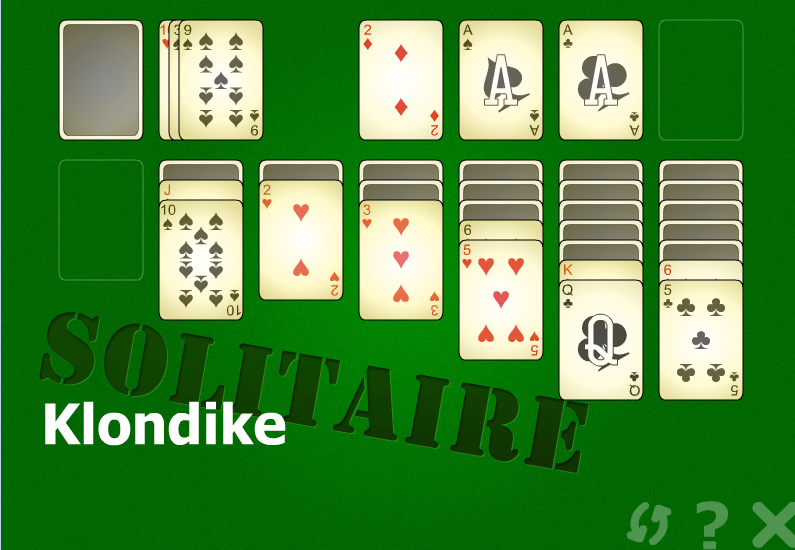 3 card klondike solitaire local