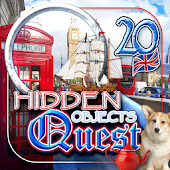 Hidden Objects Quest 20