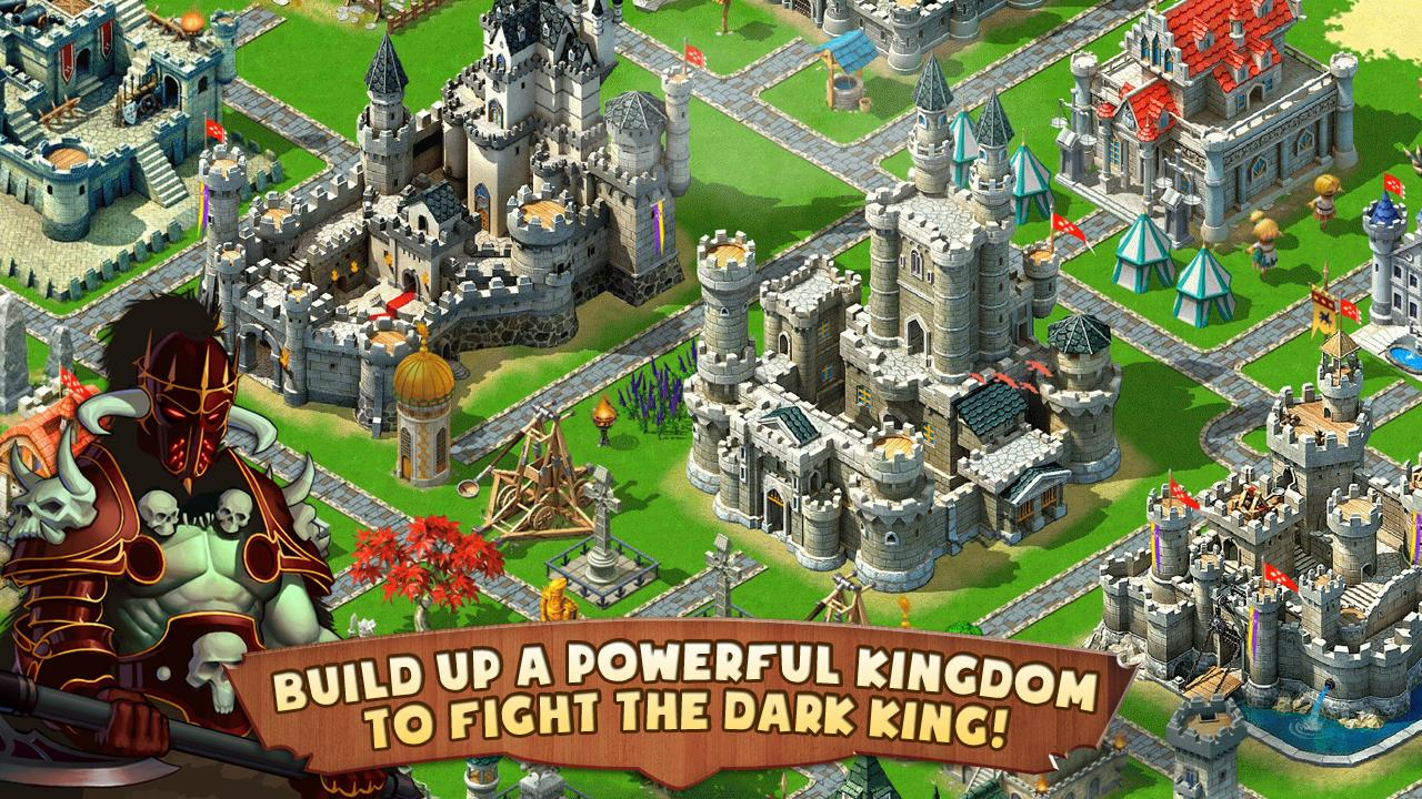 Kingdoms & Lords screenshot #4