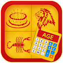 Age Calculator & Zodiac Signs icon