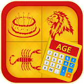 Age Calculator & Zodiac Signs