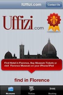 Uffizi Gallery Booking Tickets- screenshot thumbnail