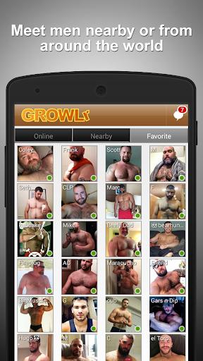 GROWLr: Gay Bears Near You 10.53 screenshots 1