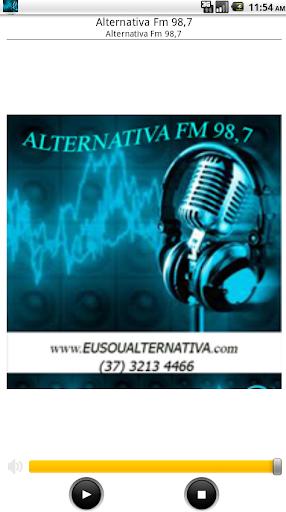 Alternativa Fm 98 7