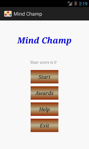 Mind Champ Pro