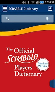 SCRABBLE Dictionary - screenshot thumbnail