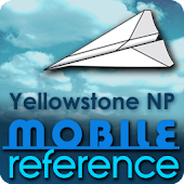 Yellowstone NP - Guide & Map
