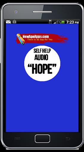 Self Help Audio - Hope