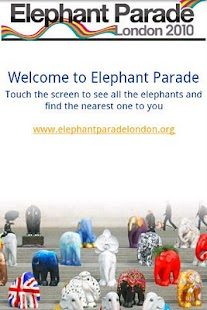 Elephant Parade (London)- screenshot thumbnail