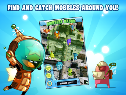 Mobbles -  mobile creatures! - screenshot thumbnail